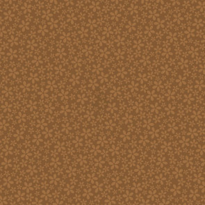 "Core'dinations Core Basics Patterned Cardstock 12x12"" - Brown Flower"