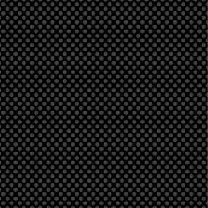 "Core'dinations Core Basics Patterned Cardstock 12x12"" - Black Large Dot"