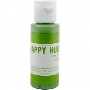 Jillibean Happy Hues Paint Daubers 2oz - Groovy Green