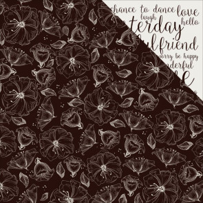 "KaiserCraft Sea Breeze Double-Sided Cardstock 12x12"" Lake"