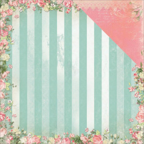 "BoBunny Soiree Double-Sided Cardstock 12x12"" - Charm"