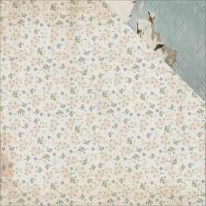 "KaiserCraft Cherry Tree Lane Double-Sided Cardstock 12x12"" Quill"