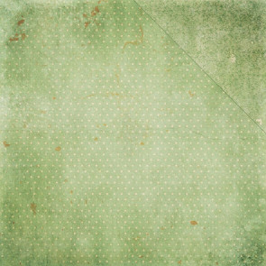 "BoBunny Double Dot Vintage Double-Sided Cardstock 12x12"" - Sweet Pear"