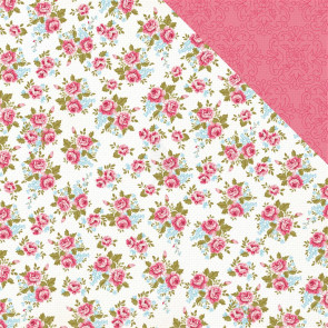 "KaiserCraft Miss Betty Double-Sided Cardstock 12x12"" Sewn"