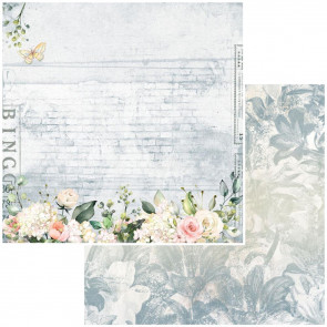 """49 and Market Bold & Beautiful Double-Sided Cardstock 12x12"""" Whispers"""