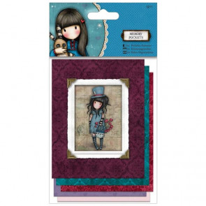 Memory Pockets (5pcs) - Santoro