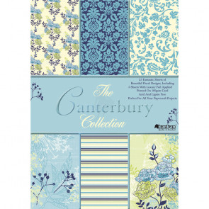 Kanban The Canterbury Collection Luxury A4 Paper Pad
