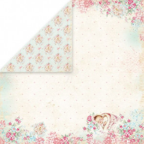 "Craft & You Scrapbooking Ark 12x12"" Shabby Baby 2"