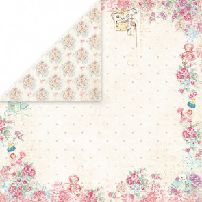 "Craft & You Scrapbooking Ark 12x12"" Shabby Baby 5"