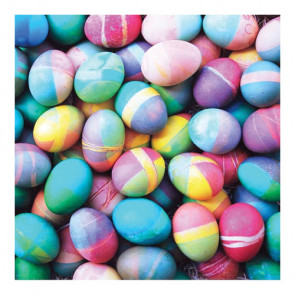 "Sugar Tree Papers 12x12"" - Multi Colored Eggs"