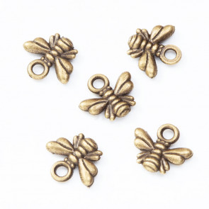 Beyond Visions Charms Antique Bronze Mini Mini Bi