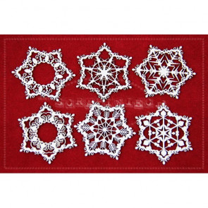 Scrapiniec Snowball Star Set