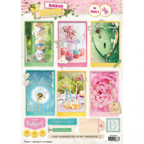 StudioLight Udstandset Ark - Celebrate Spring Love