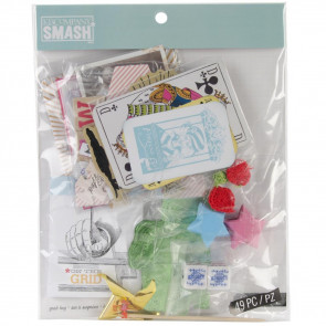 K&Company SMASH Grab Bag 49pcs - Retro