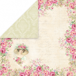 "Craft & You Scrapbooking Ark 12x12"" Bellissima Rosa 4"