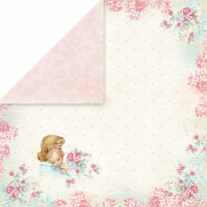 "Craft & You Scrapbooking Ark 12x12"" Shabby Baby 1"
