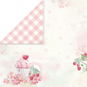 "Craft & You Scrapbooking Ark 12x12"" Sweet Dessert 1"