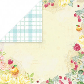 "Craft & You Scrapbooking Ark 12x12"" Sweet Dessert 3"