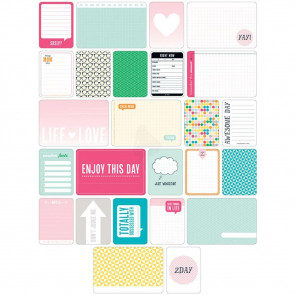 Project Life Themed Cards - Teen Girl