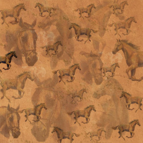 "Sugar Tree Papers 12x12"" - Horses"