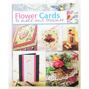 Search Press Flower Cards To Make and Treasure Book