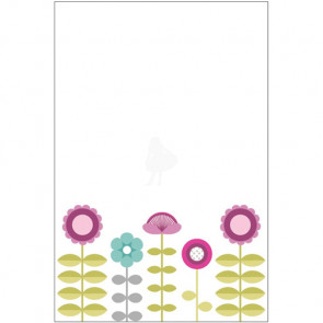 Lime Twist Happy Go Lucky Transparency Frame - Cute