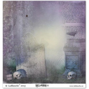 LaBlanche Papers Halloween 6