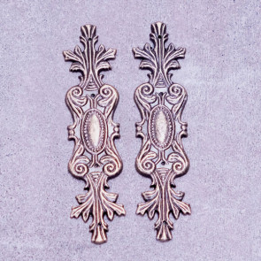 LaBlanche Metal Embellishments - Silver Ornaments 1 Stk