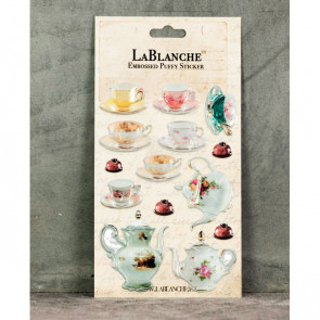 LaBlanche Metallic-Sticker XII