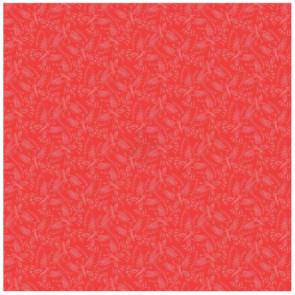 "Anna Griffin Grace Enkeltsidet Cardstock 12x12"" - Butterflies/Coral"