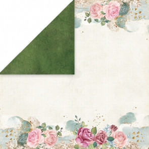 "Craft & You Scrapbooking Ark 12x12"" Flower Vibes 2"