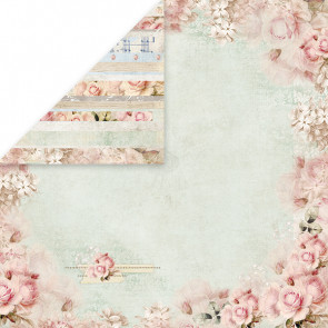 """Craft & You Design Double-Sided Cardstock 12x12"""" - Rose Garden 02"""