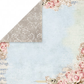 """Craft & You Design Double-Sided Cardstock 12x12"""" - Rose Garden 05"""
