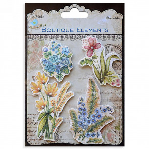 Little Birdie Antique Nature Embellishments