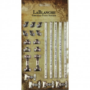 LaBlanche Metallic-Sticker V