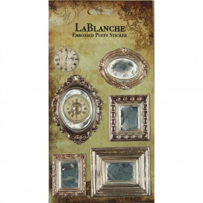 LaBlanche Metallic-Sticker VII