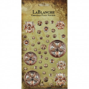 LaBlanche Metallic-Sticker VI