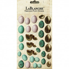 LaBlanche Metallic-Sticker X