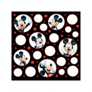 "EK Success Disney 12x12"" foil Papir - Poses"