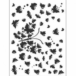 Dixi Craft Embossing Folder A6