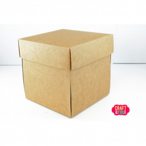 Craft & You Exploding Box Kraft