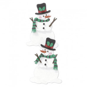 Jolee's Christmas Stickers - Snowmen