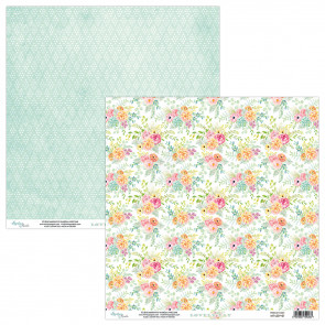 "Mintay Lovely Day Double-Sided Cardstock 12x12"" Design 1"