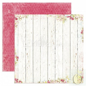 "LemonCraft Neverending Summer Collection 12x12"" Dobbeltsidet Scrapbooking Papir - Lazy Evening"