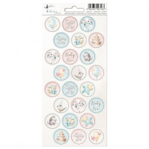 Piatek13 Stickers 10,5 x 23 cm Sheet, Cute & Co 3