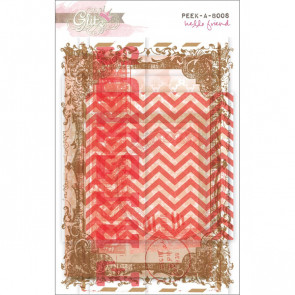 Hello Friend Peek-A-Boo Transparencies 8 stks