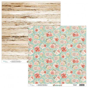 """Mintay Birdsong Double-Sided Cardstock 12x12"""" Design 1"""