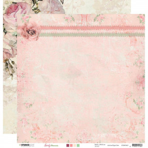 "StudioLight Dobbeltsidet Cardstock 12x12"" Lovely Moments Collection 1"