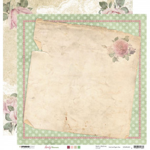 "StudioLight Dobbeltsidet Cardstock 12x12"" Lovely Moments Collection 3"