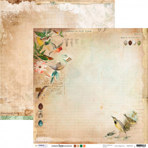 "StudioLight Dobbeltsidet Cardstock 12x12"" Ultimate Scrap Collection 3"